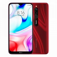 Xiaomi Redmi 8 4/64GB Red/Красный Global Version