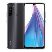 Xiaomi Redmi Note 8T 4/64GB Black/Черный Global Version